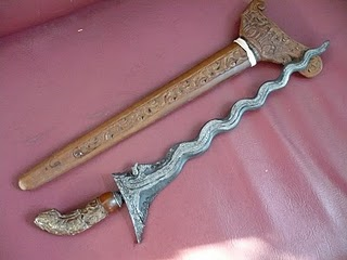 Keris Legendaris Terkenal di Indonesia - infolabel.blogspot.com